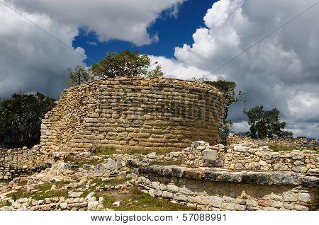 Peru, Kuelap  Archeological Site Near Chachapoyas