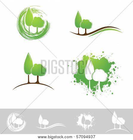 Landscape Design Set