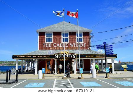 The Murphy's Cable warf