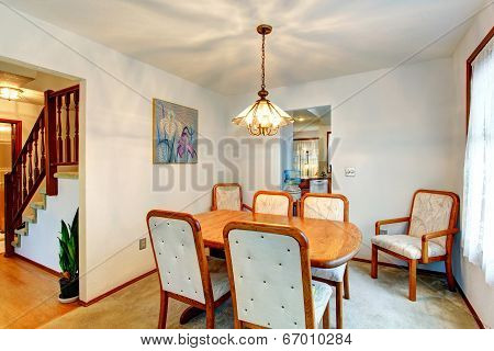 Cozy Small Dining Room