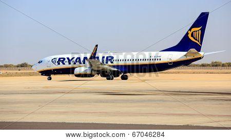 Ryanair Boeing B737