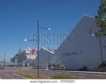 Terminal 1 - Ocean Quay Copenhagen Denmark