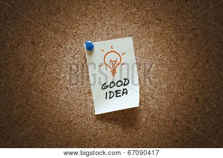 Good Idea Note