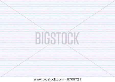 Blank Flash Card