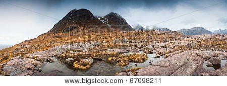 Mountain Peaks, Scotland