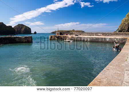 Mullion Cove Cornwall