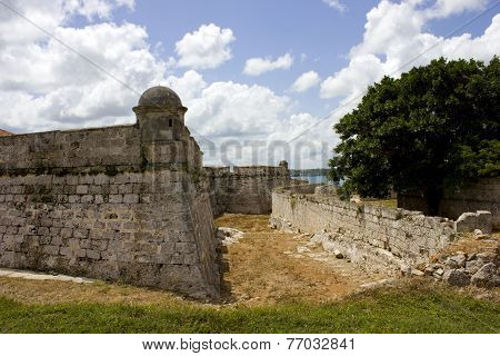 Slave Route Museum And The Clouds, Cuba