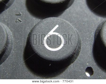 Keypad 6