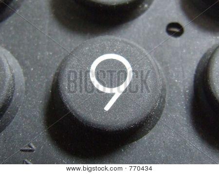 Rubber keypad detail series : 9