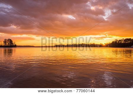 Lake Norman Sunset 2
