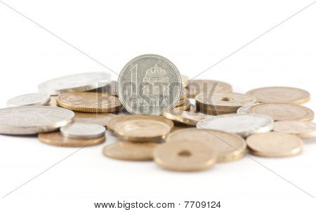 Pesetas (spanish Pre-euro Currency)