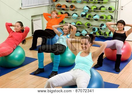Fitness With Balls