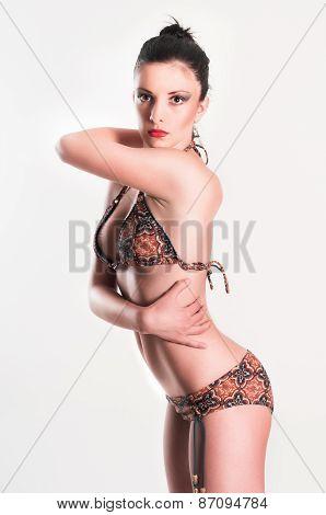 Attractive woman