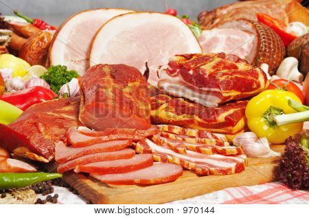 Meat Composition
