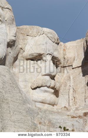 Theodore Roosevelt - Mount Rushmore National Memorial