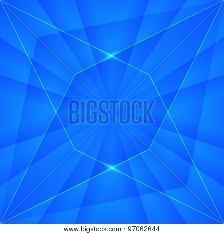Blue-abstract-background-radiance-bright-lines