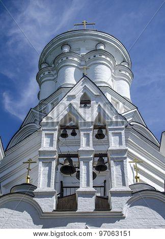 Belltower of orthodox church