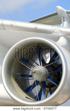 experimental aircraft turbo-prop engine