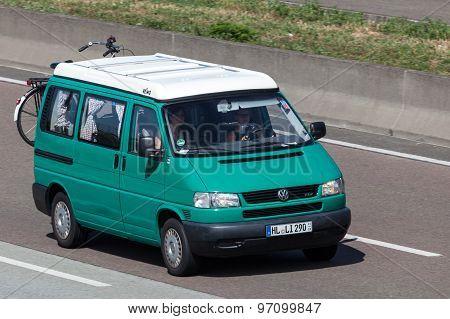 Volkswagen T4 Reimo Camping Van