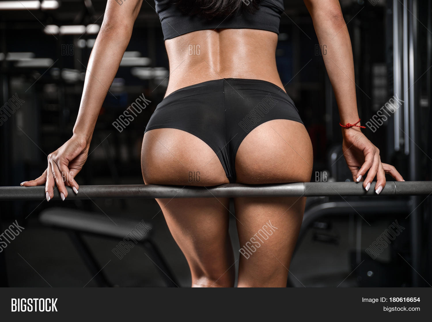 pretty fitness sexy model luxury image & photo | bigstock