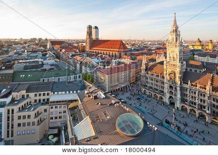 Munich Panorama