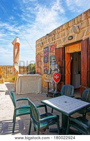 Malta Experience At St Elmo Bastion In Valletta