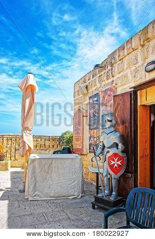 Malta Experience At St Elmo Bastion Of Valletta