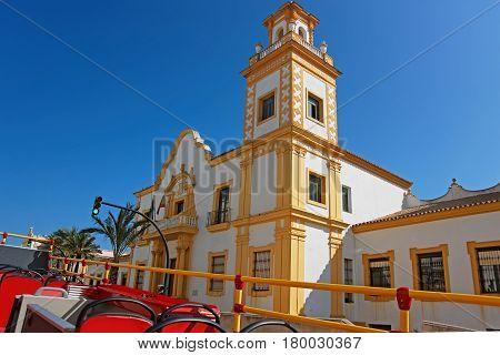 Public College In Cadiz