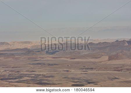 Negev Aerial Photo