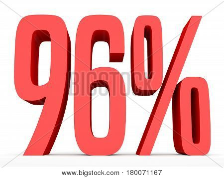 Ninety Six Percent Off. Discount 96 %.