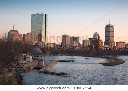 Back Bay Neighborhood Boston
