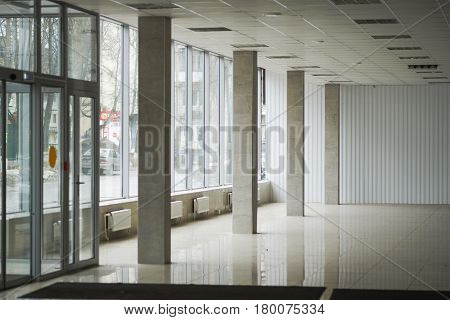 Foyer For Trade, Shop Premises