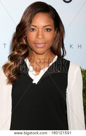 LOS ANGELES - APR 1:  Naomie Harris at the Victoria Beckham For Target Launch Event at Private Residence on April 1, 2017 in Los Angeles, CA