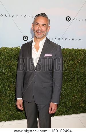 LOS ANGELES - APR 1:  Rick Gomez at the Victoria Beckham For Target Launch Event at Private Residence on April 1, 2017 in Los Angeles, CA