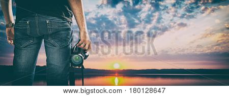 photographer photographic camera dslr photo person passion.