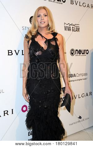 LOS ANGELES - FEB 26:  Candis Cayne at the Elton John Oscar Viewing Party 2017 at the City of West Hollywood Park on February 26, 2017 in West Hollywood, CA