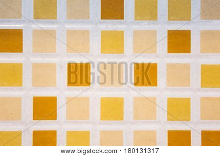 tiled floor pattern background small square colorful tiles on the bathroom wall