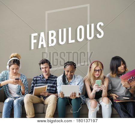 Fabulous Wonderful Tremendous Stupendous