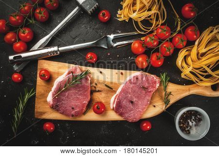 Products For Cooking Dinner
