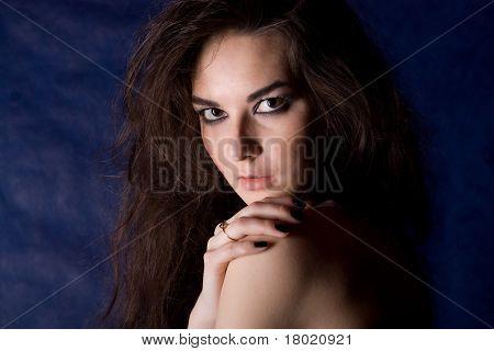 The Beautiful Mystical Women