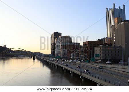 Evening Pittsburgh