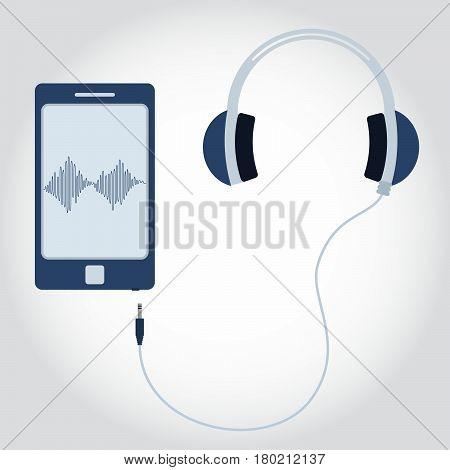 Phone With Headphone