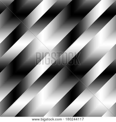 Seamless geometric pattern of gradients. Classic Hounds-tooth pattern in abstract style