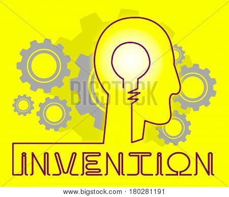 Invention Brain Meaning Innovating Invents And Innovating