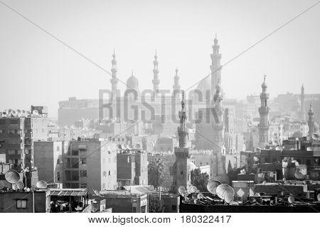 Minarets of Cairo - Cairo, Egypt
