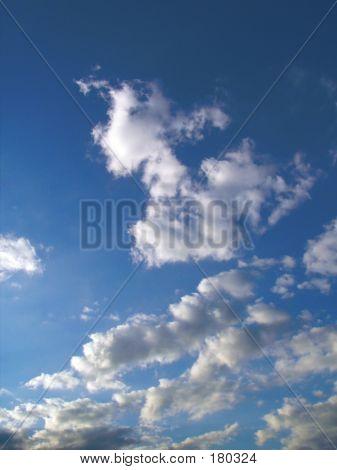 Blue Sky #2