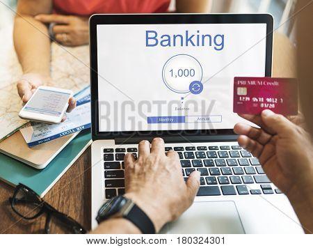 Online Banking Internet Finance E-Commerce