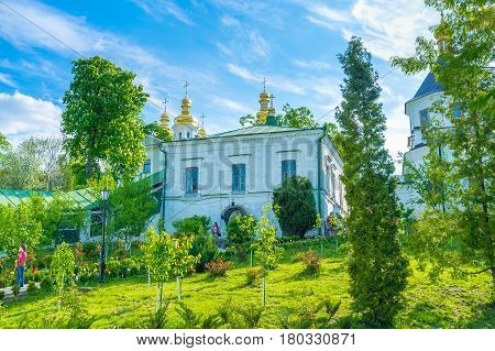 The Lavra Monastery