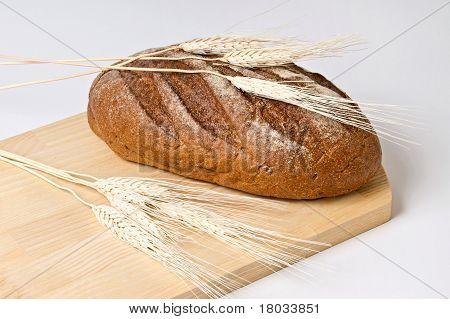 Still Life With Bread