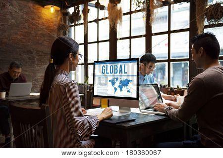 Global Business International Networking Worldwide